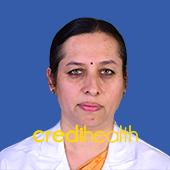 Dr. Anupama V Hegde