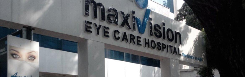 Maxivision Super Speciality Eye Hospital
