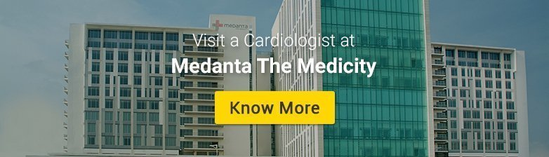 Visit a cardiologist at medanta the medicity
