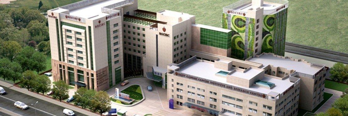 Rajiv gandhi cancer hospitals