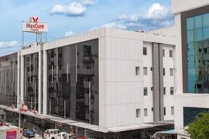 Maxcure hospital  secretariat road