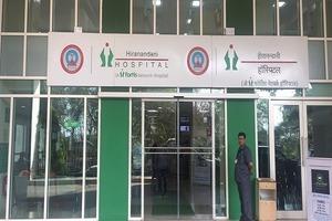 Fortis hiranandani hospital vashi bg