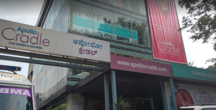 Apollo cradle  jayanagar
