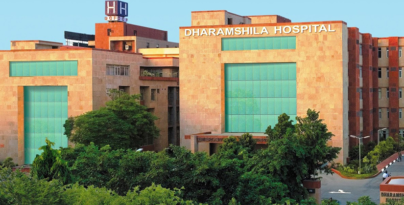 Dharamshila narayana superspeciality hospital  new delhi