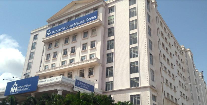 Narayana mazumdar shaw medical centre  bangalore