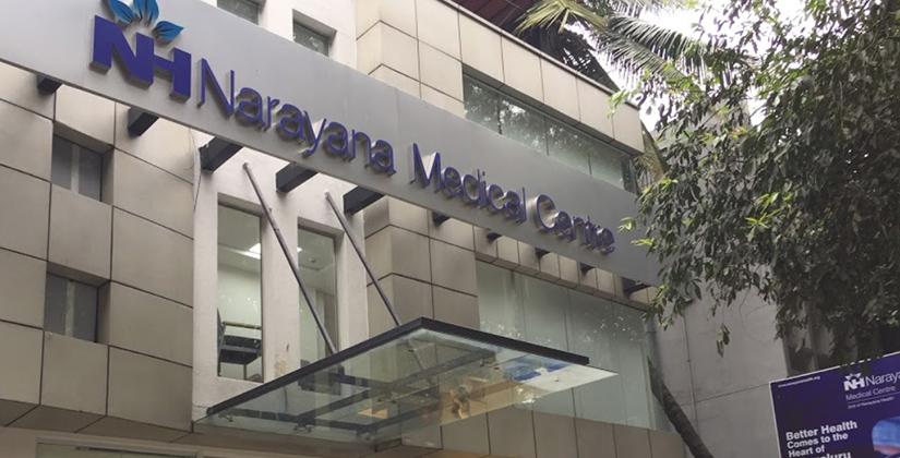 Narayana medical centre  langford town