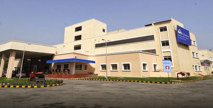 Narayana multispeciality hospital  ahmedabad