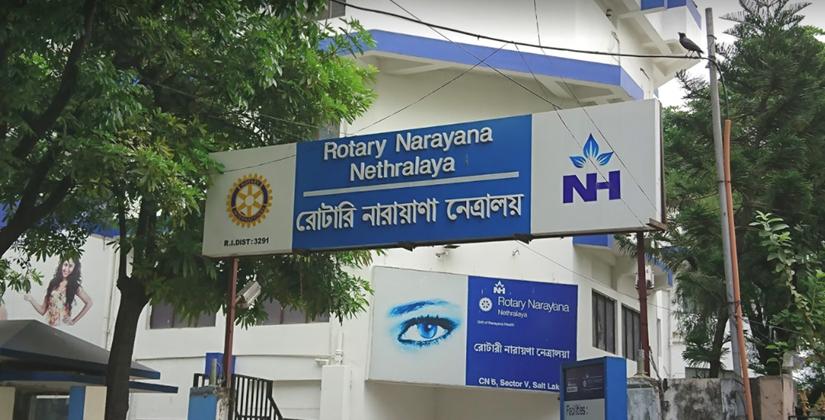 Rotary narayana multispeciality hospital  salt lake