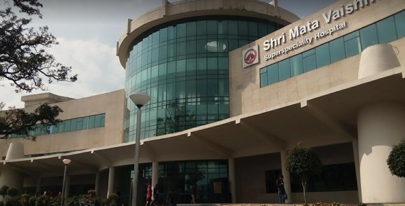 Shri mata vaishno devi narayana superspeciality hospital  jammu