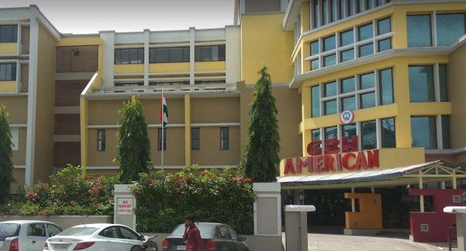 Gbh american hospital  udaipur