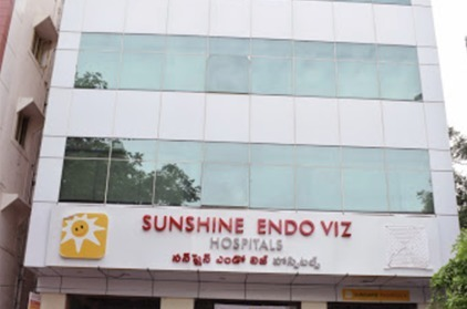Sunshine hospitals  kukatpally