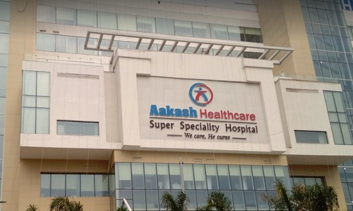 Aakash healthcare  dwarka