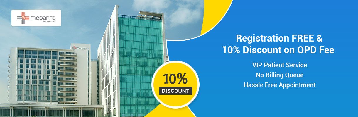 10% Discount on OPD Fee