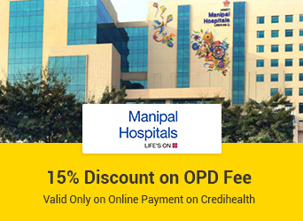 15% Discount on OPD Fee