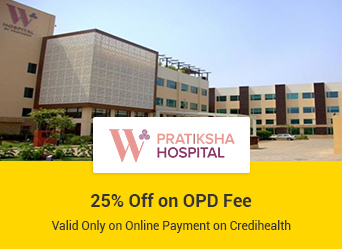 25% Discount on OPD Fee