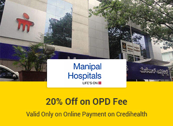20% Discount on OPD Fee