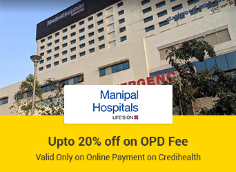 Upto 20% Discount on OPD Fee