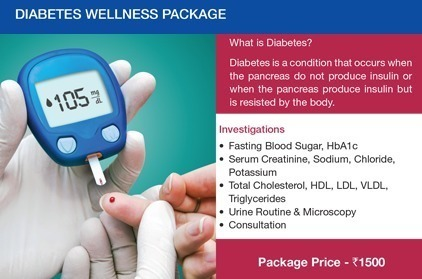 Diabetes wellness