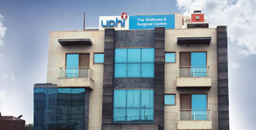 UPHI The Wellness and Surgical Centre, Sector 43, Gurgaon