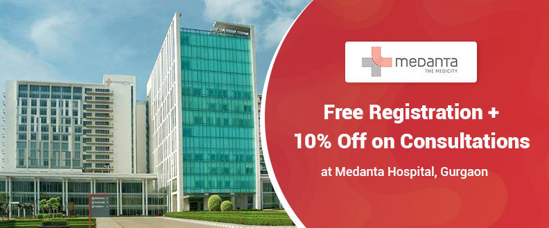 Registration FREE + 10% Discount on OPD Fee