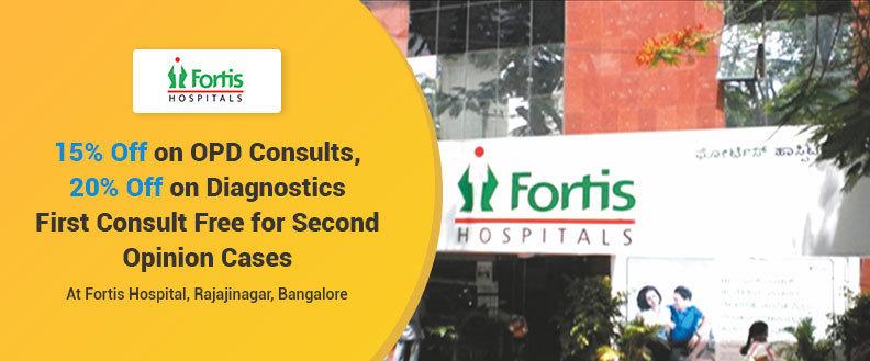 Fortis hospital  rajajinagar  bangalore