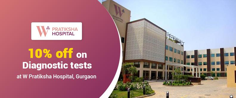 W pratiksha hospital  gurgaon 1
